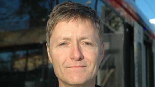 Kjell Erik Onsrud. Leder av For Jernbane