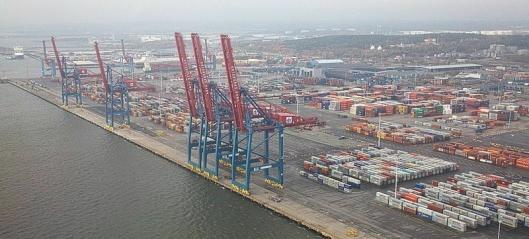 – Nei, Göteborg er ikke «Norges største havn»
