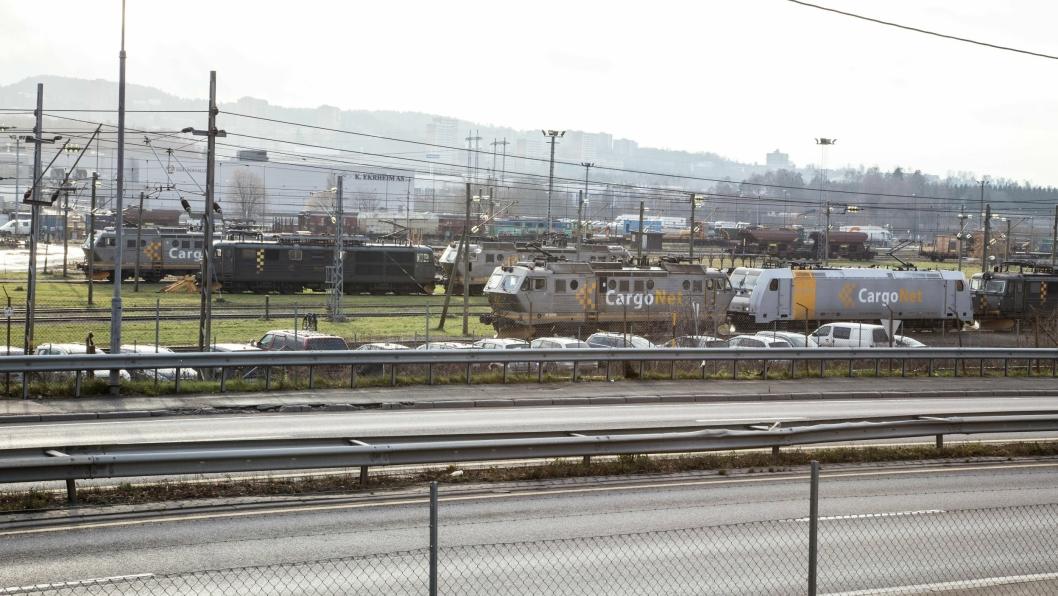 Blir 2019 året hvor containertransporten på skinner parkeres for godt?