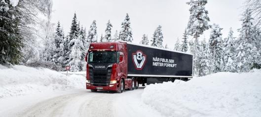 Alternativt på Scania Winter