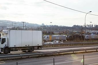 Lastebilselskapene vokser – spedisjonsselskapene stagnerer