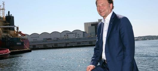 Kaptein i Norske Havner