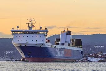 Oslos nye godsskip