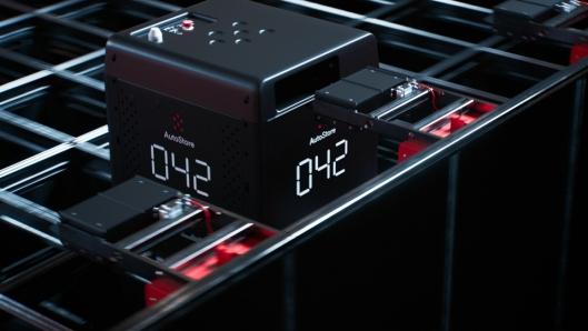 Med batteribytte vil tiden roboten bruker på lading, være nede i noen få sekunder.