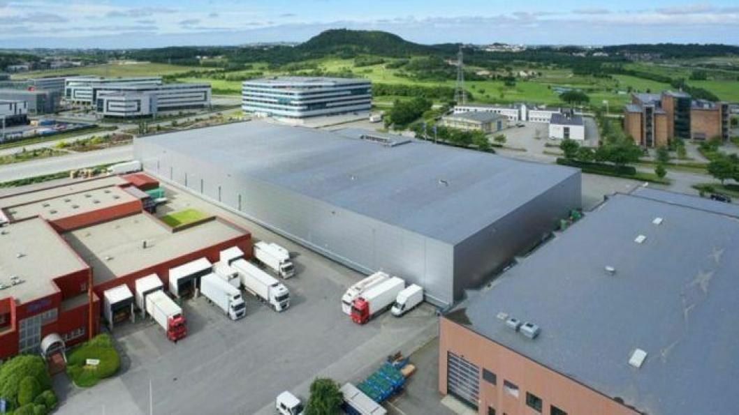 Bulk Infrastructure AS overtar hovedlager og -kontor til Rema Distribusjon AS på Forus Vest i Stavanger 1. februar.