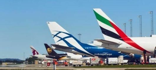«Nordic Air Cargo» til Oslo