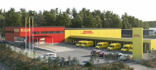 DHL investerer 76 mill. kroner i Bergen