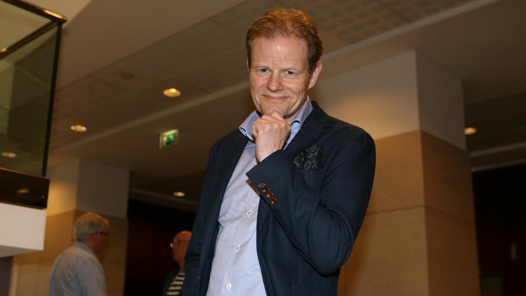 NHO LT-sjef Are Kjensli er skeptisk til havneplanene i Bergen. Foto: Per Dagfinn Wolden