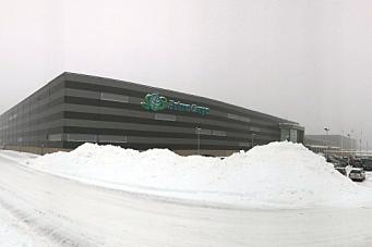 Åpnet Norges største 3PL-anlegg