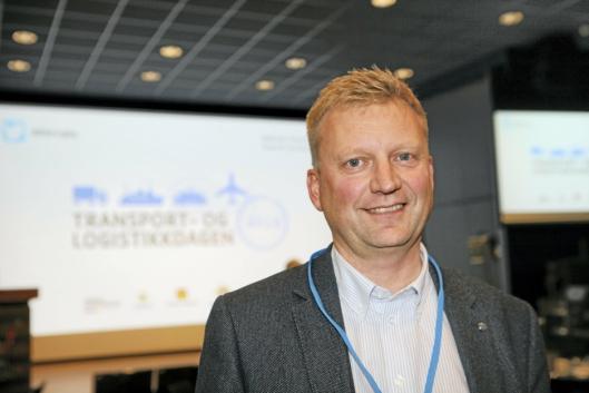 Havnedirektør Johnny Breivik i Bergen har ikke lagt skjul på at hun synes Ågotnes ikke er en ideell lokalisering av en ny godshavn, men nå jobber han målrettet mot en realisering.