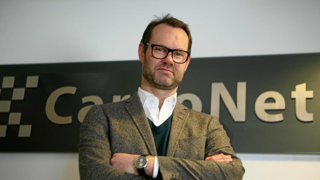 Erik Røhne ser mørkt på fremtiden til godsjernbanen om det ikke skjer noe straks.
