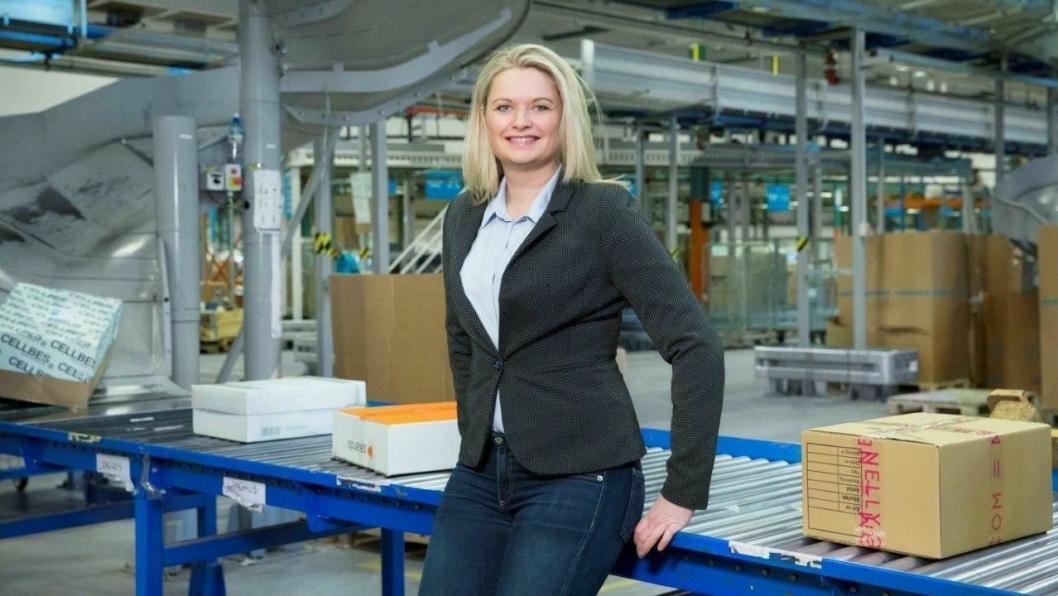 PostNords netthandelsekspert Rikke Kyllenstjerna forteller om en nettthandel som fortsatt går rett til værs.