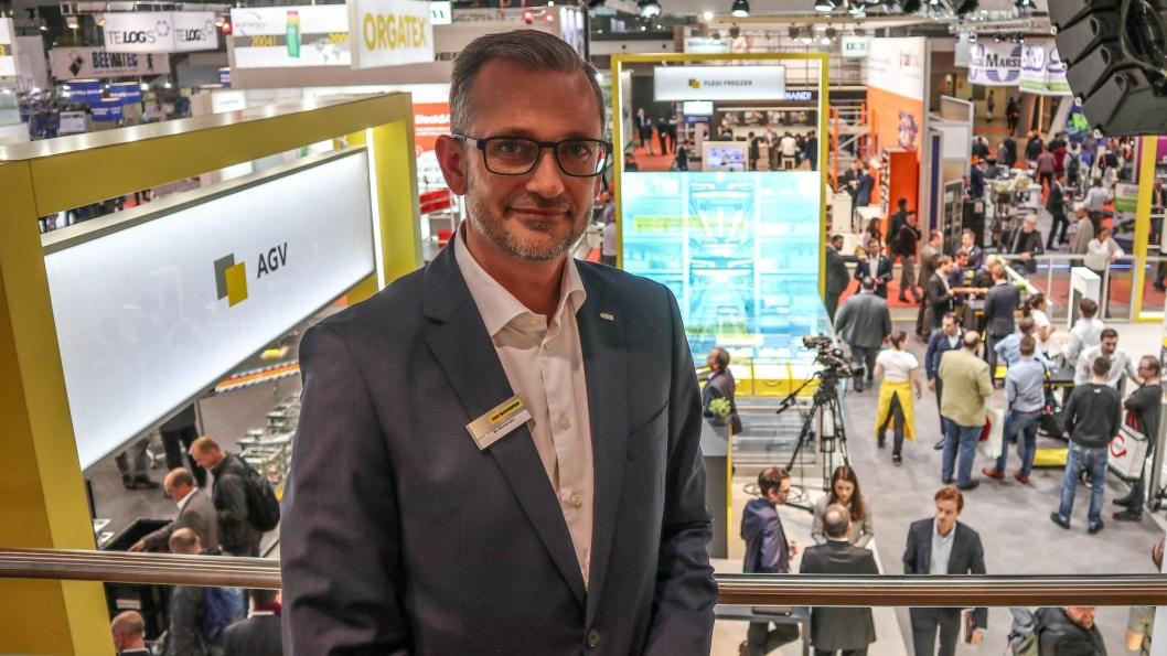 VIL VOKSE: Bo Mortensen er SSI Schäfers salgsdirektør for Danmark, Norge, Island og Grønland, og har ambisjoner om en tydeligere tilstedeværelse i Norge.