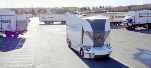 Godkjente autonom transport på offentlig vei