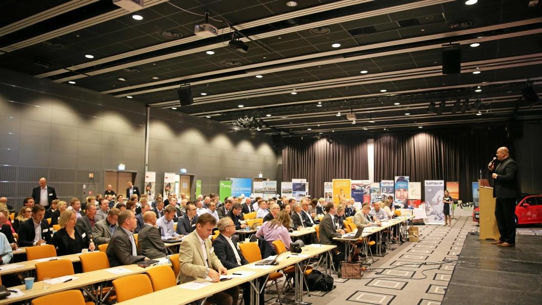 Logistikkdagen Østfold, som arrangeres av Logistikkforeningen i fylket, er en fin arena både for faglig og sosial forbrødring med andre logistikk-kollegaer.