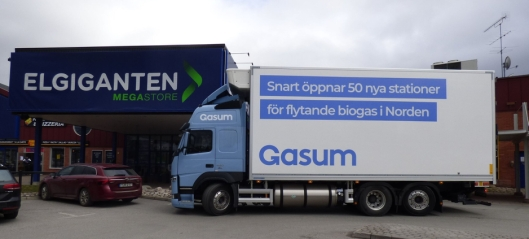 Elkjøp og Volvo sammen om grønnere transport