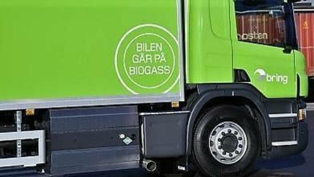Bring, Ragn-Sells og KLP Eiendom samarbeider om by-logistikk.