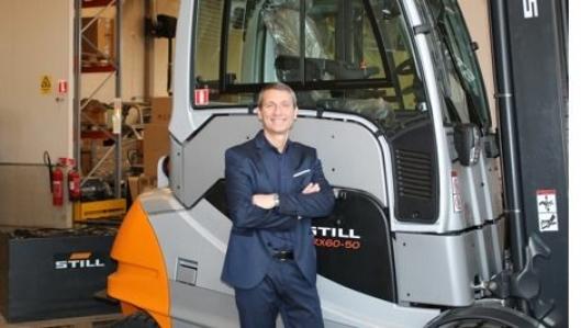 TRÅLER MARKEDET: Reke Salievski er administrerende direktør for Stills satsing i Norden.