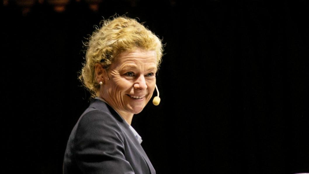 Nåværende Sverige-sjef i PostNord, Annemarie Gardshol, tar over som fungerende konsernsjef fra og med tirsdag 9. april.