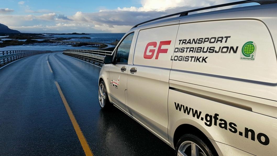 GF Gruppen styrker seg nå innen bud- og ekspress-segmentet.