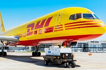 DHL flytter til Vigra
