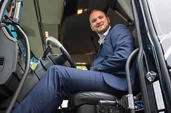 Vil utvise lastebilsjåfører