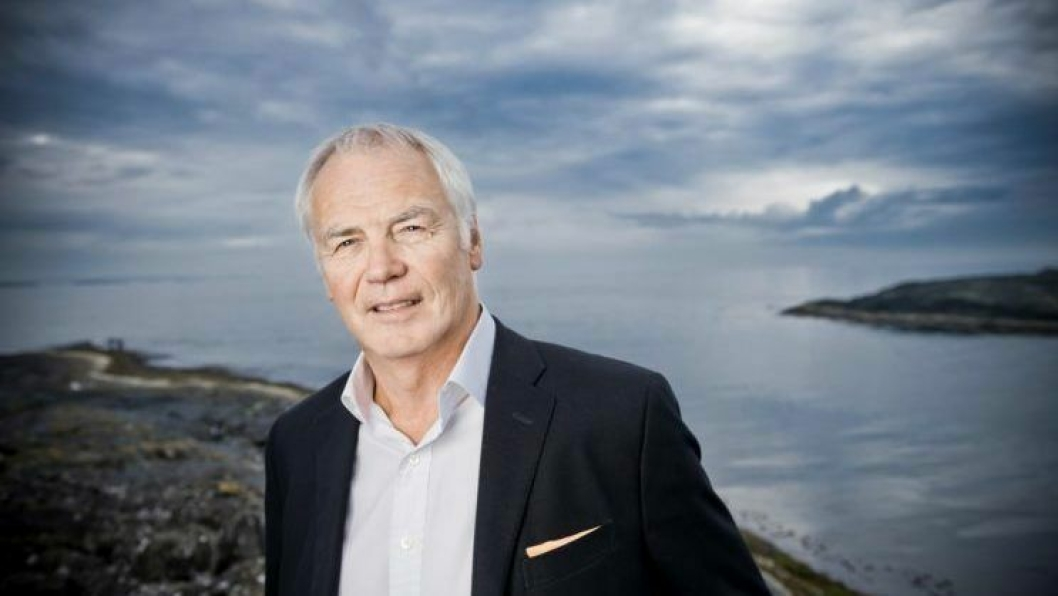 Johan Rokstad - ny styreleder i Karmsund Havn IKS. Foto: Øyvind Sætre/Karmsund Havn.