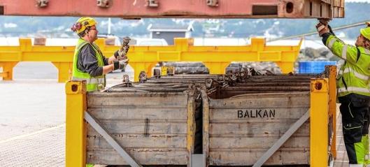 Fortsatt god containervekst i starten av 2019