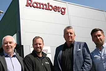 Rambergs nye gullalder