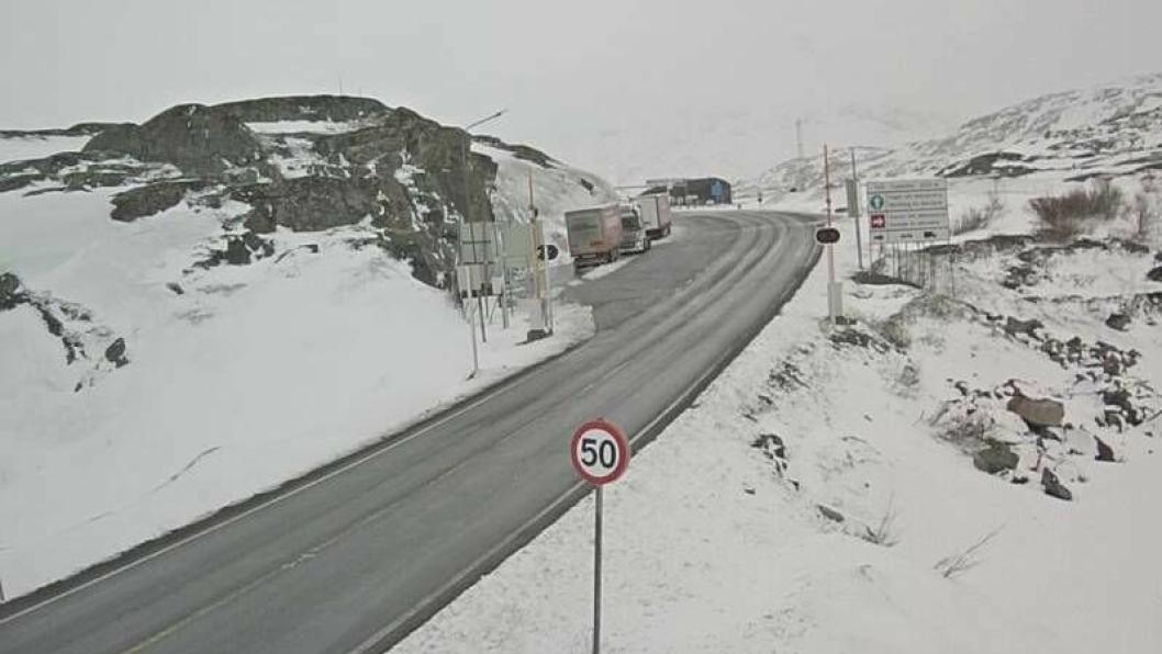Tolletaten utvider åpningstidene på Bjørnfjell.