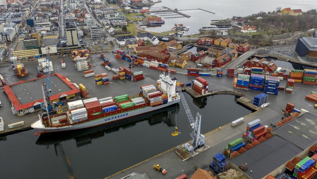 Ordningen med tilskudd til godsoverføring fra vei til sjø, har ikke fungert optimalt.