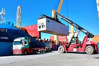 Tilskudd for mer effektive og miljøvennlige havner