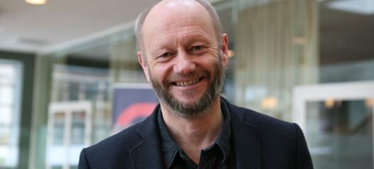 Stein Lier-Hansen vil ha fortgang