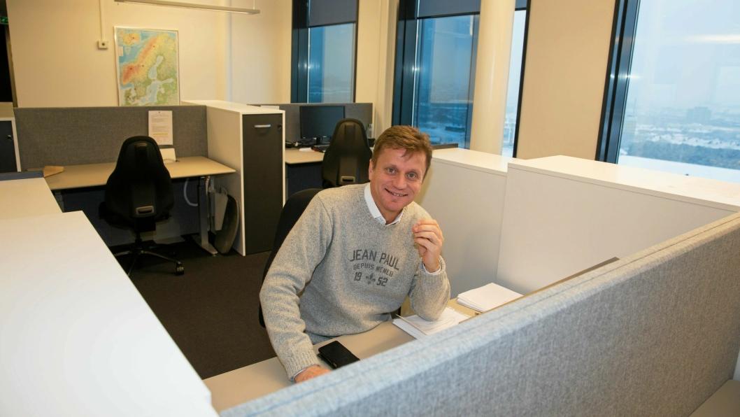 Som nyansatt Head of Regional Sales i Unifaun vender Cato Hoberg tilbake til det han kan best.