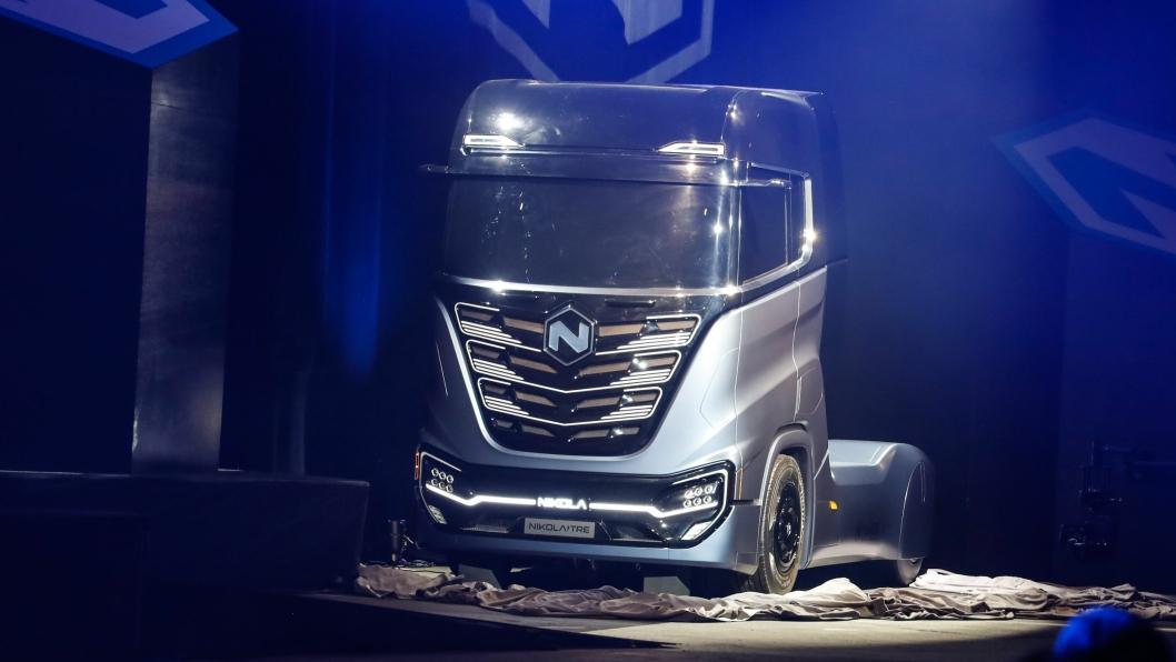 Nikola Tre er den europeiske trekkvognen fra Nikola med både hydrogen og batteridrift.