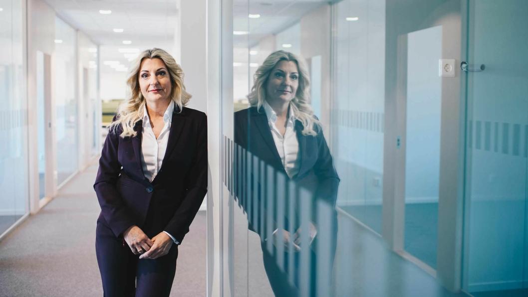 - Suksess forutsetter 100% utviklede og integrerte verdikjeder, sier Lorna Stangeland. (Foto: Jonas Ljungdahl)