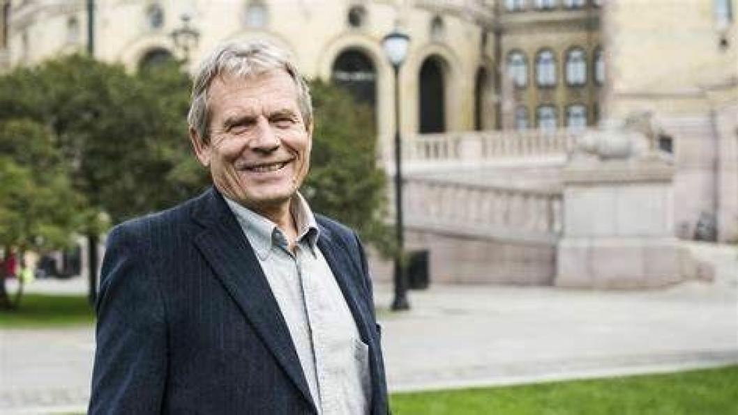 Stortingsrepresentant Arne Navra, SV. Foto: Flickr.