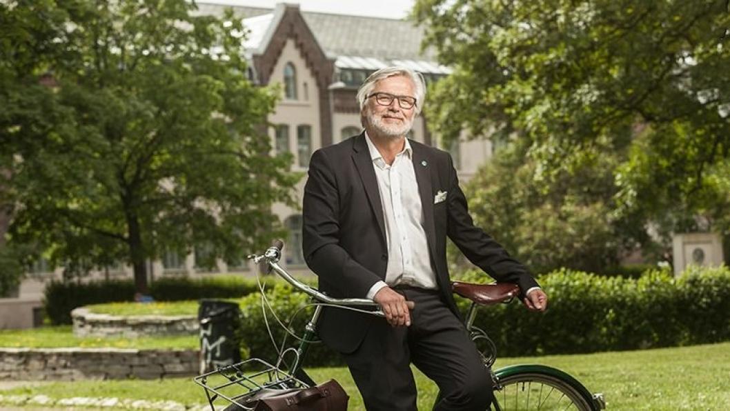 Stortingsrepresentant Jon Gunnes, Venstre. Foto: Venstre.