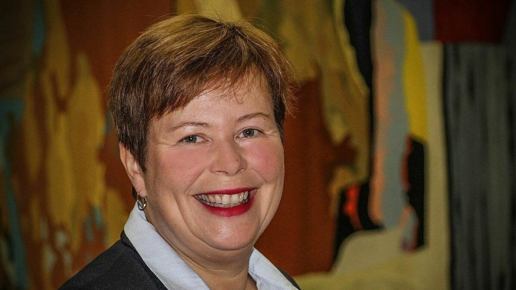 Stortingsrepresentant Siv Mossleth, Senterpartiet. Foto: Wikipedia.