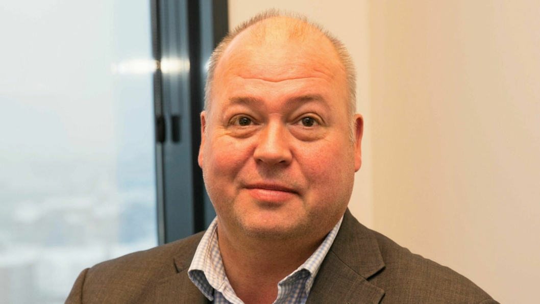 Logistikkgründeren Jarle Dahle går nye veier.
