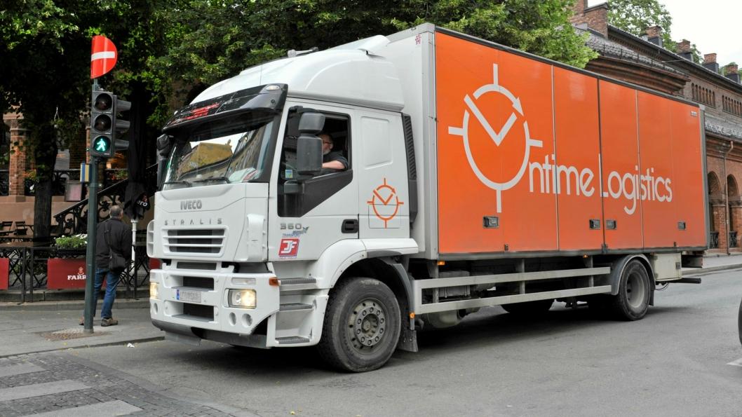 TABBE: Oppkjøpet av Ontime Logistics i 2013 holdt på å knekke ryggen på DSV Road.