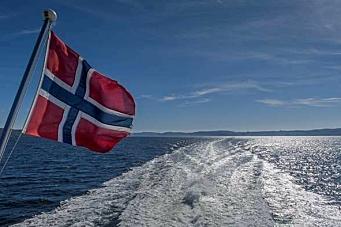 Antall skip med norsk flagg øker