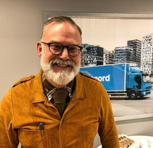 Thomas Backteman, kommunikasjonsdirektør PostNord Konsern, er blant de som må forlate selskapet.