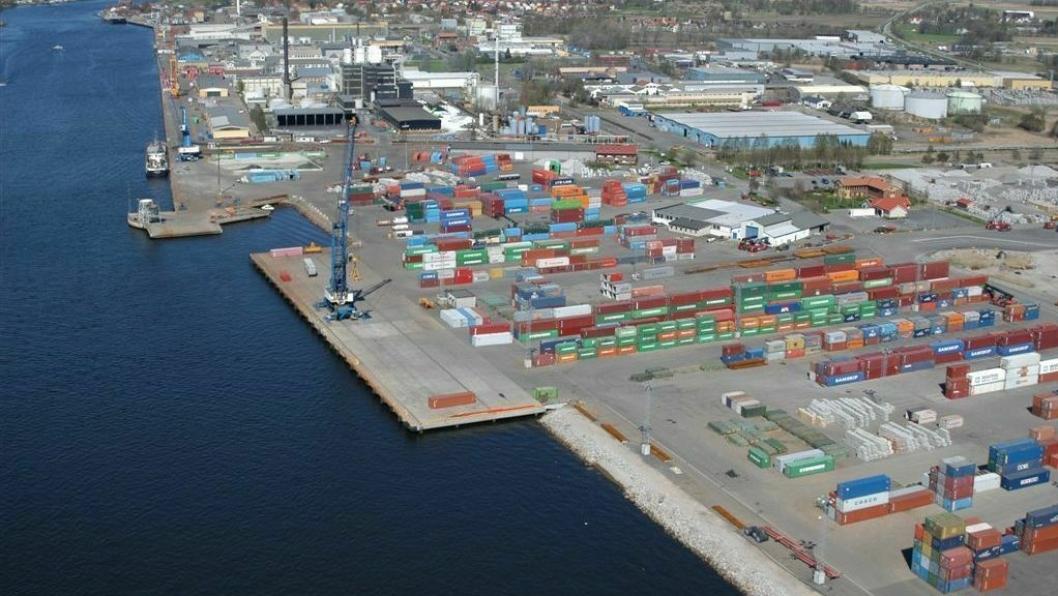 Borg Havn IKS opprustes og vil fremstå med en mer bærekraftig infrastruktur.