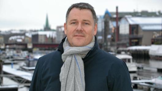 Havnedirektør Knut Thomas Kusslid legger ikke skjul på at det er en viktig milepæl for midt-norsk havneutviklling.