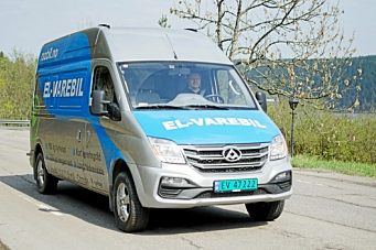 EL-varebiler kan få bomfritak