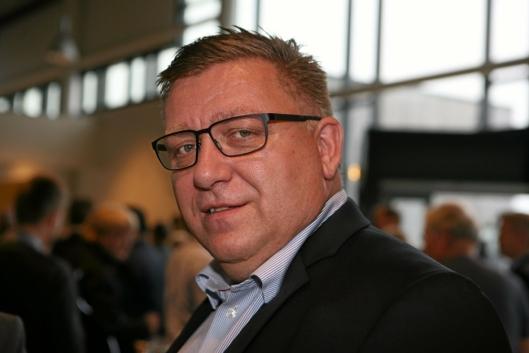 NLF-sjef Geir A. Mo NLF har i lengre tid engasjert seg både lokalt og sentralt for å påvirke myndighetene til å rydde opp. Foto: Per Dagfinn Wolden
