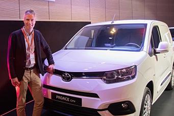 Toyota med ny merkevare