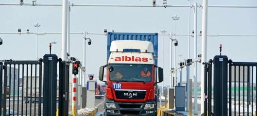 Ny motorvei skal koble sammen Kina og Europa