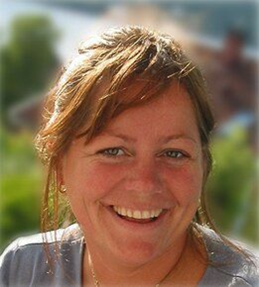 <em>Agnes Hov Bjellvåg. Foto: Larvik Havn KF.</em>